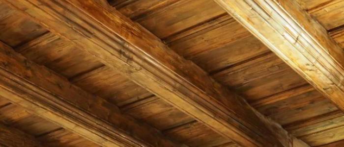 Lněný olej na dřevo s včelím voskem